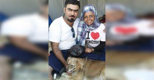 Syrische Flüchtlinge hinterlassen alles, außer ihre Haustiere!