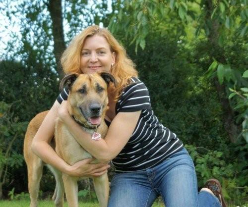 Die Stewardess und der Straβenhund