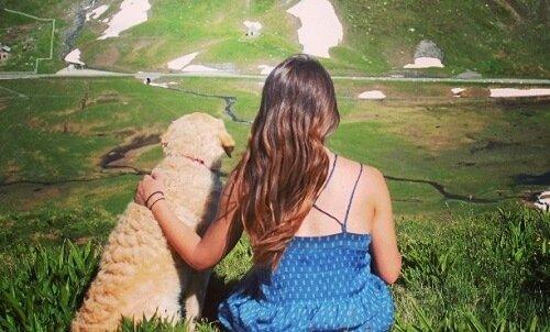 Hund bewahrt vor schlechten Freundschaften