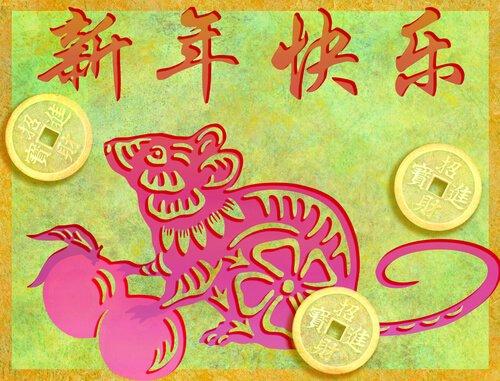 Tiere im chinesischen Horoskop