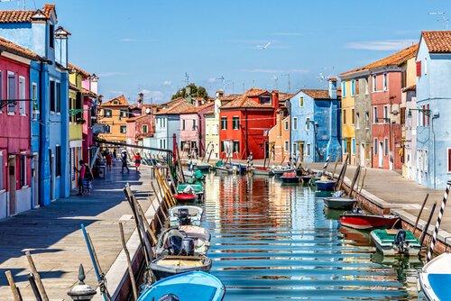 Venedig mit dem Vierbeiner