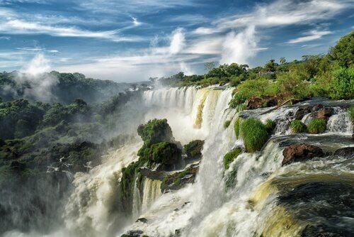 Die sieben natürlichen Weltwunder