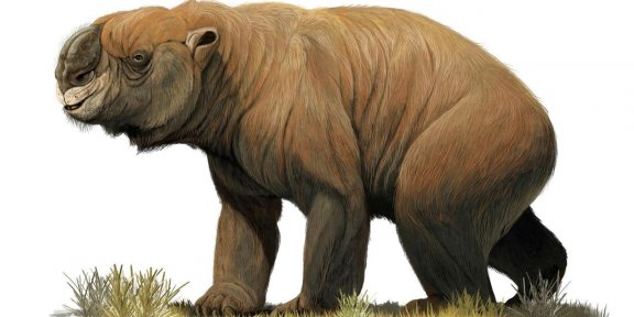Megafauna: Australiens ausgestorbene Urzeittiere