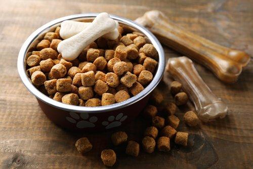 Kohlenhydrate in Trockenfutter für Hunde und Katzen