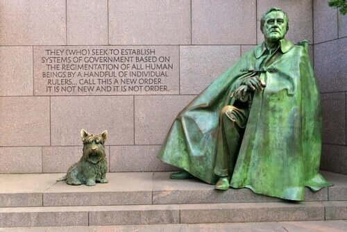 Lerne die Haustiere der Politiker der Welt kennen