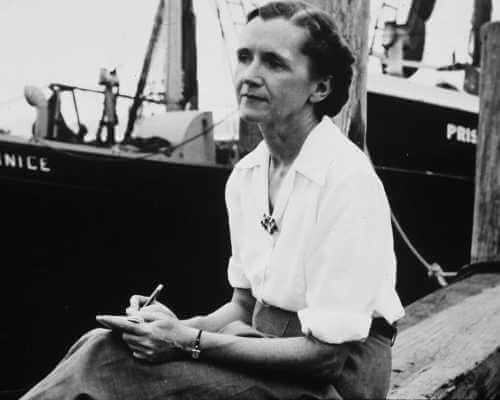 Rachel Carson: Eine Inspiration für Greta Thunberg?