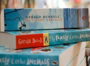 Gerald Durrell - seine Bücher
