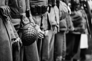 Konrad Lorenz' Forschung zur Aggression beim Menschen
