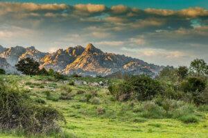 Guadarrama Nationalpark - Panoramabild